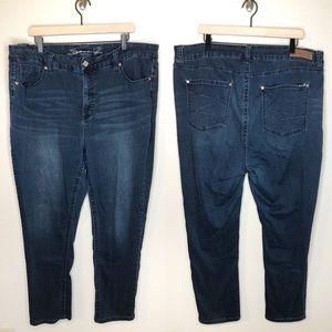 Seven7 Melissa McCarthy Skinny Jeans